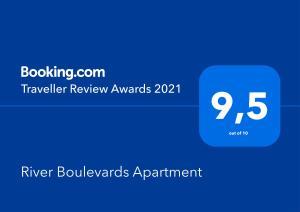 River Boulevards Apartment