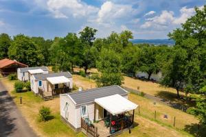 Location gîte, chambres d'hotes Camping de la Bageasse dans le département Haute loire 43