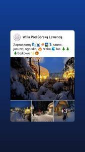 Willa Pod Górską Lawendą