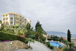 Hotel Metropol, Отели  Диано-Марина - big - 25