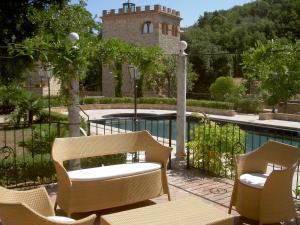 Castello Delle Serre, Bed and breakfasts  Rapolano Terme - big - 52