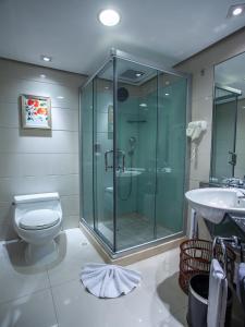Hua Shi Hotel, Szállodák  Kuangcsou - big - 8