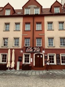 Apartments on Greek Boulevard Zgorzelec