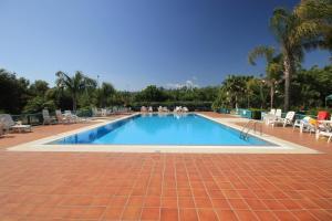 Mare Azzurro, Apartmánové hotely  Cardedu - big - 174
