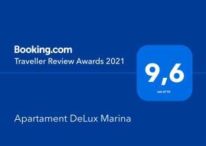 Apartament DeLux Marina
