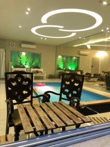 A Hotel Com الإقامة مع حوض سباحة مكة المكرمة