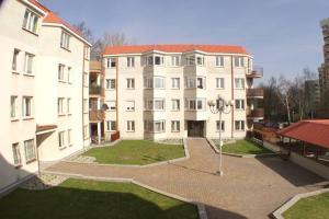 Apartament na Saskiej Kępie