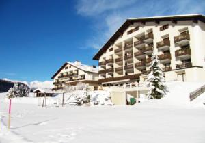Apartment 401 - Hotel - Bergün / Bravuogn