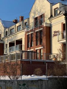 Lake View Ostróda Luxury Apartment