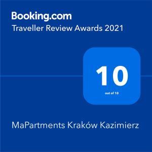 MaPartments Kraków Kazimierz