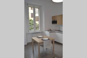 new studio apartment sauro orange