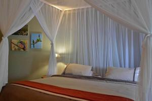Double Room Bed in the Bush - Tingala Lodge