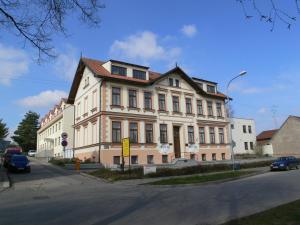 Albergues - Univerzitní centrum Šlapanice