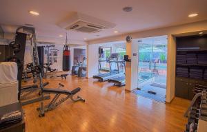 Oakwood Residence Naylor Road Pune, Apartmánové hotely  Pune - big - 16