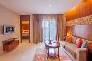 Oakwood Residence Naylor Road Pune, Apartmanhotelek  Púna - big - 11