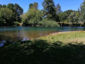 Cabañas Los Canelos Pucon, Hermosa Granja de 20 hectaréas a orillas del Río Liucura