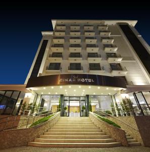 Ayvalik Cinar Hotel, Hotels  Ayvalık - big - 22