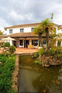 Hotel y Spa Getsemani, Hotel  Villa de Leyva - big - 24