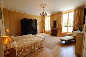 Chambres d hôtes du Château de Champvallins