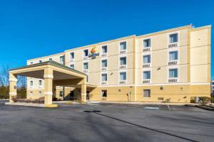Comfort Inn Mechanicsburg – Ha..