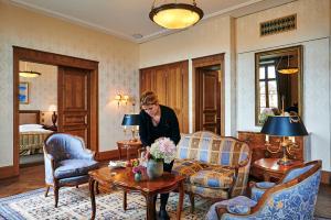 Grand Hotel Les Trois Rois - Basel