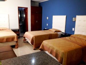 Gran Hotel Canada, Hotely  Santa Cruz de la Sierra - big - 38