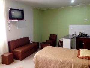 Gran Hotel Canada, Hotely  Santa Cruz de la Sierra - big - 44