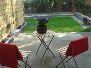 Berlin-Residenz mit Gartenterrasse - Seehof