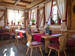 Ortner's Lindenhof, Отели  Бад-Фюссинг - big - 30