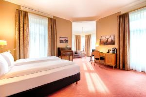 Lindner Grand Hotel Beau Rivage - Interlaken