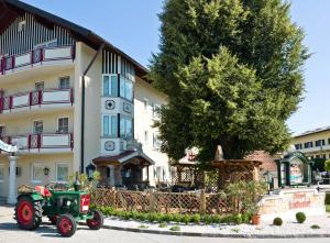 Ortner's Lindenhof, Отели  Бад-Фюссинг - big - 39