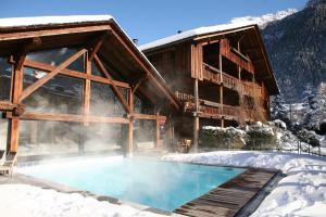 Location gîte, chambres d'hotes Le Hameau Albert 1er dans le département Haute Savoie 74