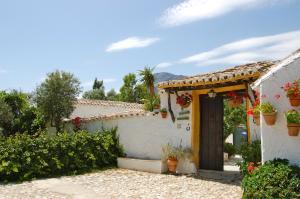 Accommodation in Alfarnatejo