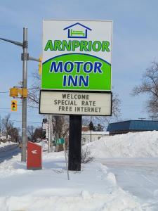 Arnprior Motor Inn - Accommodation - Arnprior
