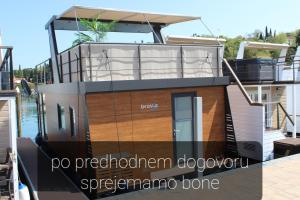 Floating house BRAVIA
