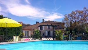 Gîte de Charme Robineau Eco-Logis Gironde - Hotel - Caumont