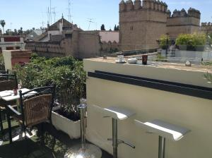 Hotel Palacio Alcázar, Hotels  Seville - big - 33