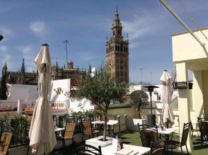 Hotel Palacio Alcázar, Hotels  Seville - big - 32