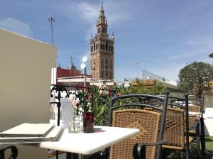 Hotel Palacio Alcázar, Hotels  Seville - big - 31
