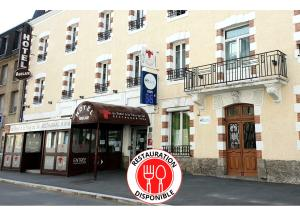 Brit Hotel Confort Auclair - Guéret