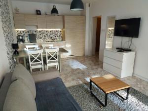 Apartament Portowy z garażem