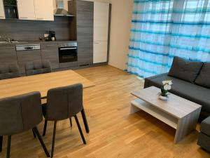 Modern new city apartment close to VIC