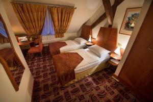 3 hviezdičkový penzión Old Town Bed & Breakfast České Budějovice Česko