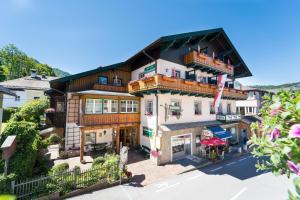 Hotel-Garni Schernthaner - Sankt Gilgen