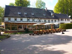 Gaststätte & Pension Oelmuehle - Eppendorf