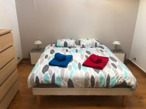 Just'Inn Bedroom