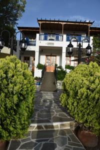 Cavo D'oro Andros Greece