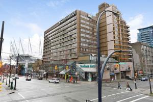 Sandman Hotel Vancouver City Centre