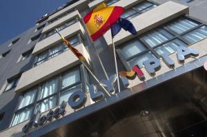 Hotel Olympia Valencia, Отели  Альборайя - big - 52