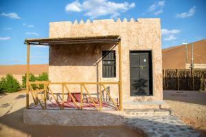 Sama al Wasil Desert Camp, Kempingy  Shāhiq - big - 35